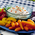 Wisconsin Cottage Blue Chip Dip